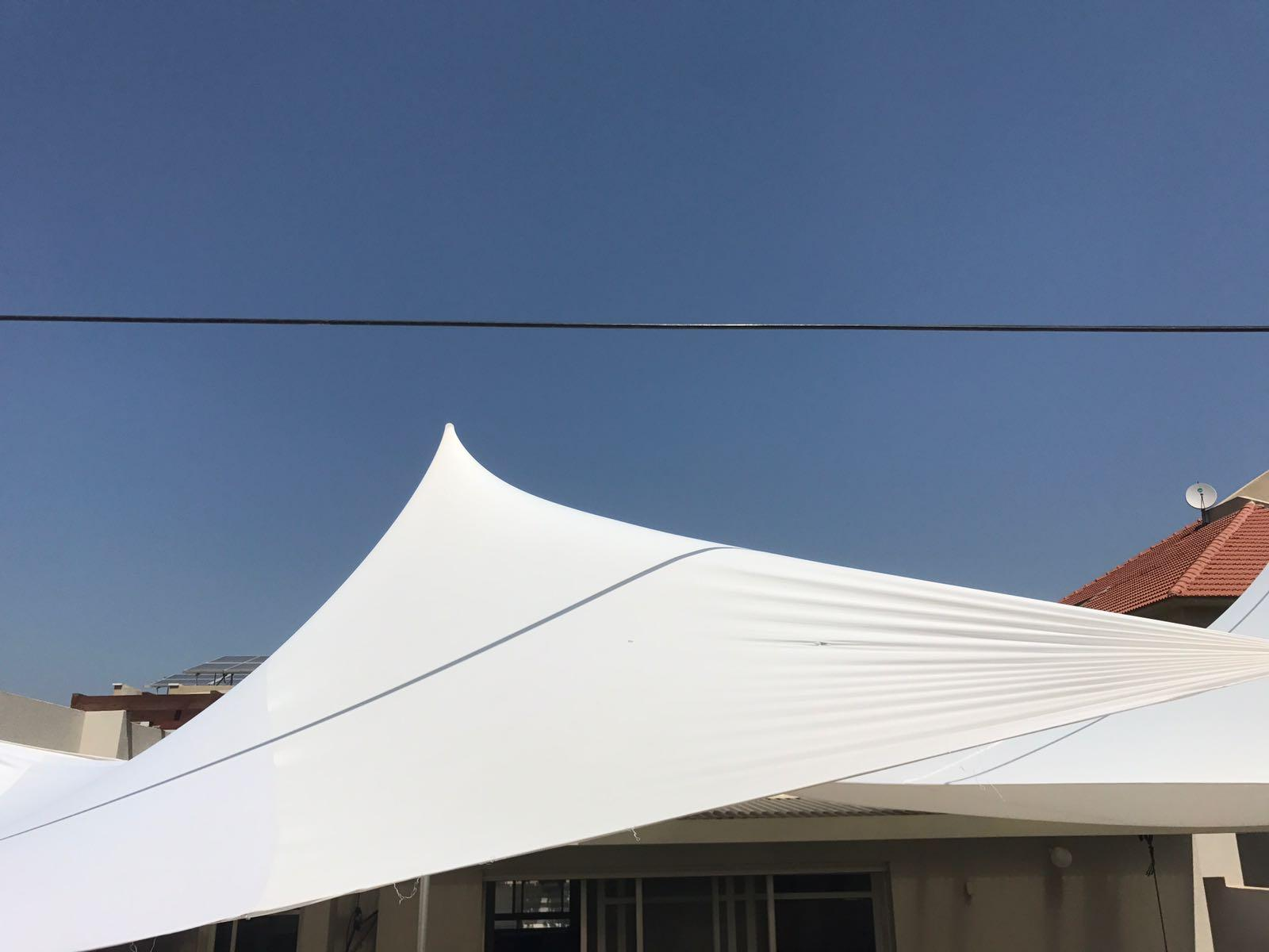 השכרת אוהל שאנטי (צילייה) גודל 5X4
