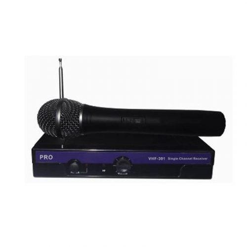 מיקרופון אלחוטי VHF 301