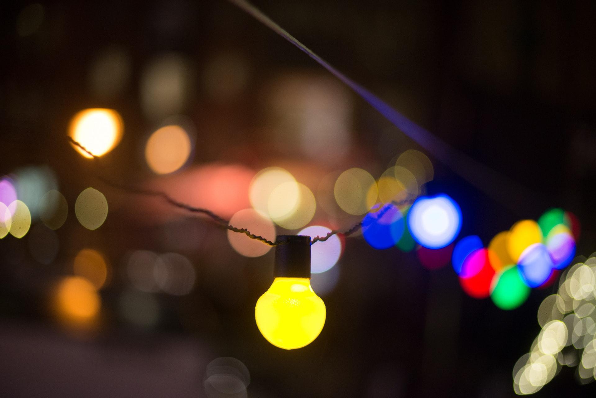גרילנדה - שרשרת מנורות