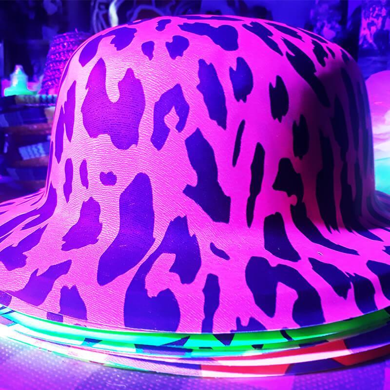 כובע מסיבות צבעוני