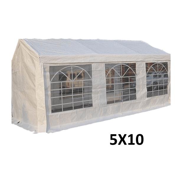 השכרת אוהל 5X10