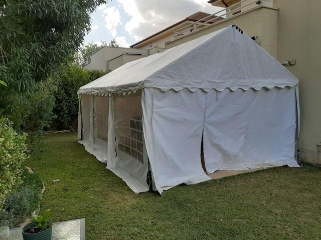השכרת אוהלים לתושבי תל אביב והסביבה