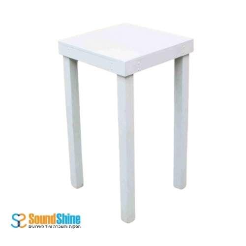 השכרת שולחן בר 0.60X0.60